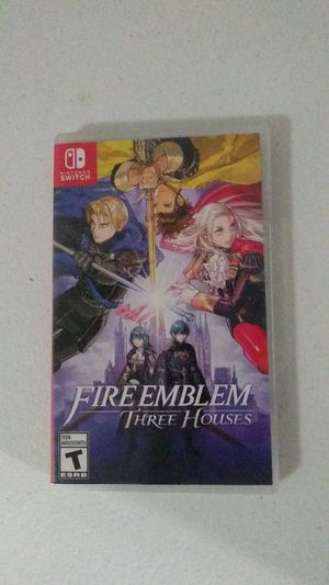 Fire emblem three houses TRADE for Sale in Tempe, AZ