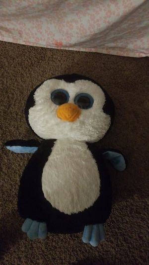 TY penguin stuffed animal,🐧💙 for Sale in Elk Grove, CA