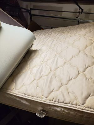Free king mattress for Sale in Durham, NC