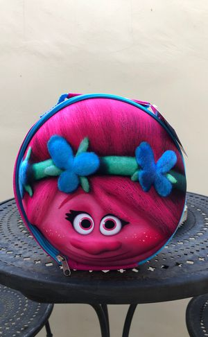 Trolls Lunch Bag - Poppy for Sale in Encinitas, CA