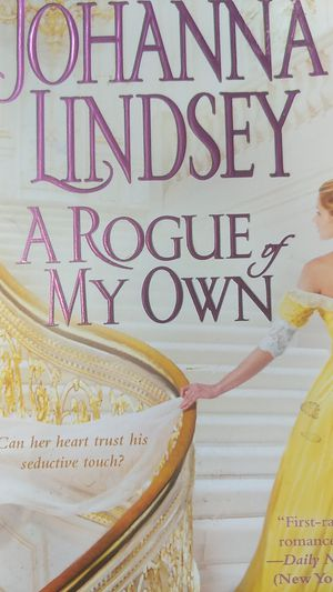 A Rogue of My Own by Johanna Lindsey Paperback for Sale in Lynnwood, WA