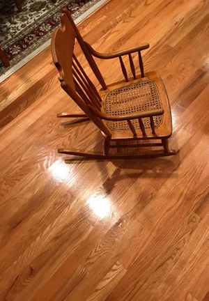 Antique child's rocking chair. 60+ years old for Sale in Duvall, WA