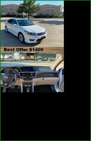 ֆ14OO Honda Accord EX-L for Sale in Cape Coral, FL