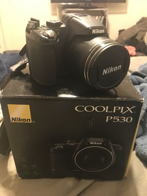 Nikon coolpix P530 digital camera for Sale in Youngsville, LA