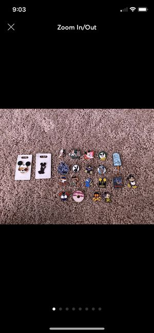 Disney trading pins for Sale in Winter Haven, FL