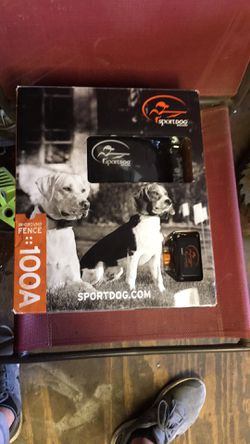 Sport dog invisible fence for Sale in Citrus Springs,  FL
