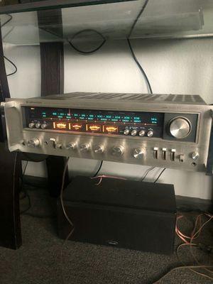 Kenwood model KR-9600 stereo receiver for Sale in Sherwood, OR
