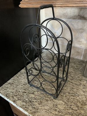 Wine Rack for Sale in Elgin, OK