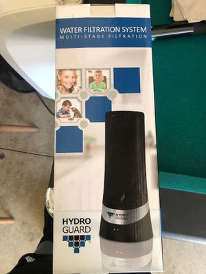Hydro guard // water filtration system for Sale in West Covina, CA