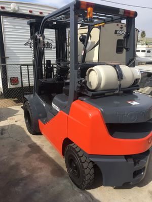 Forklift toyota for Sale in Fontana, CA