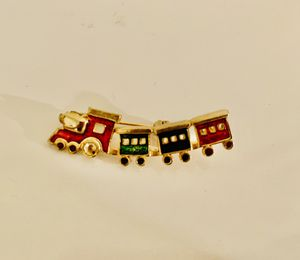 Christmas Train Ladies Pin . Condition is New. Shipped with USPS First Class. for Sale in Centreville, VA