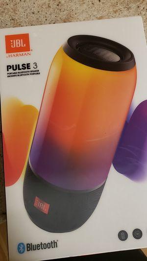 Jbl pulse 3 for Sale in Alexandria, VA