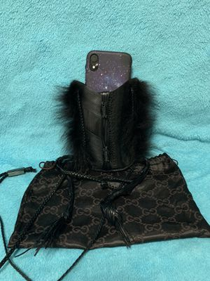 GUCCI Body cross leather 104599/205118 for Sale in Silver Spring, MD