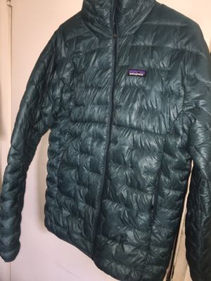 Men's patagonia micro puff size large for Sale in San Diego, CA