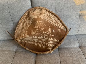 Handmade Shield from Kenya (Decor) for Sale in Redwood City, CA