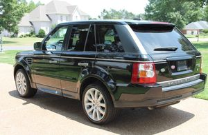 SUUV Range Rover HSE Sport Utility 4-Door for Sale in Jersey City, NJ
