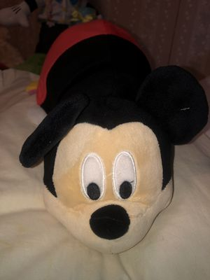 Disney Mickey and Minnie Plush Flipazoo 2 in 1 for Sale in Lakeland, FL
