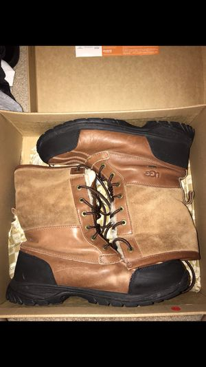 Men's ugg boots size 12 $40 for Sale in Cherry Hill, NJ