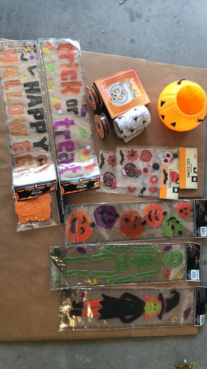 Halloween decorations/costumes for Sale in Smyrna, GA