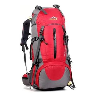 Hujianfeng Large 45-50L Outdoor Sport Hiking Camping Traveling Backpack for Sale in Farmington, UT