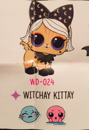 Witchay Kittay Lol Surprise Winter Disco Fluffy Pets series for Sale in Edmonds, WA