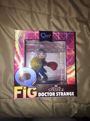 Q-FIG Figurine Marvel Doctor Strange Lootcrate Exclusive for Sale in Tyler, TX