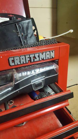 Craftsman tool box rollaway for Sale in Kennewick, WA
