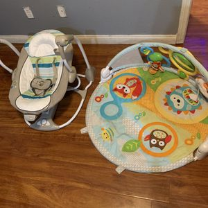 Swing and play mat for Sale in NV, US