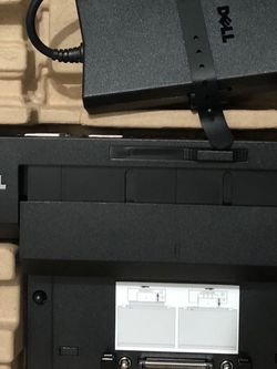 Dell E-port Plus II Docking Station for Sale in Arvada,  CO