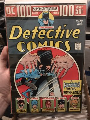 Batman detective comics 438 for Sale in Old Westbury, NY