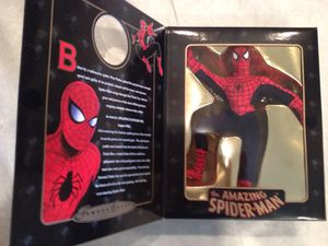 Famous Covers Amazing Spiderman MISB 1997 Toy Biz Action Figure Toy Figure for Sale in Erlanger, KY