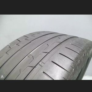 295 40 20 Continental Sport Contact 6 MO1 with 70% Tread 6/32 110Y #8230 for Sale in Miami, FL