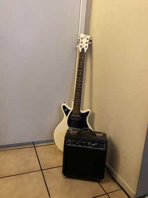 First Act Electric Guitar with amp for Sale in Las Vegas, NV