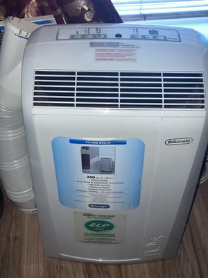 DeLonghi 10,000btu Portable Air Conditioner Still New for Sale in Waterbury, CT