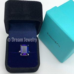 Tiffany Amethyst Sparkler Ring Sz 6 for Sale in Brooklyn, NY