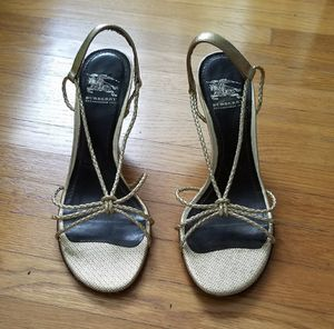Burberry shoes size 6 US for Sale in Randolph, MA