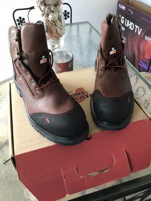 REDWING WORK BOOTS (BRANDNEW) for Sale in South Pasadena, FL