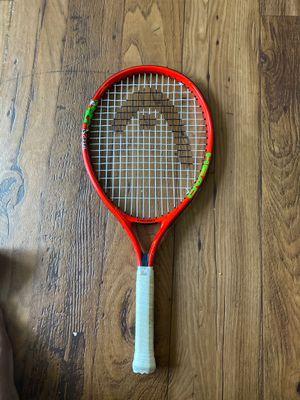 Junior Head Racket with Penn tennis balls(not used) for Sale in Marietta, GA