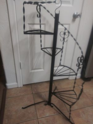 "Rot Iron Spiral Plant Stand!(41"" tall) for Sale in Surprise, AZ"
