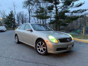 2006 Infiniti G35 for Sale in Silver Spring, MD