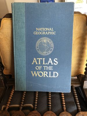 Atlas National Geographic 1981 5th Edition for Sale in Henderson, NV