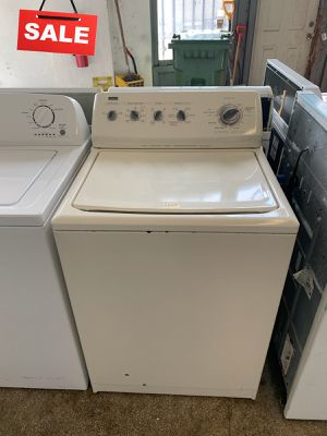 🚀🚀🚀Delivery Available Washer Kenmore Beige #1442🚀🚀🚀 for Sale in Pasadena, MD