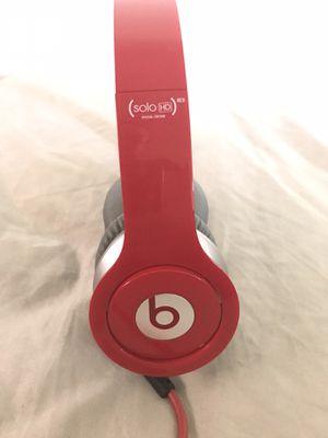 Beats Solo HD Red for Sale in Phoenix, AZ