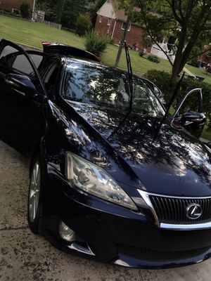 2010 Lexus is250 awd for Sale in Annandale, VA