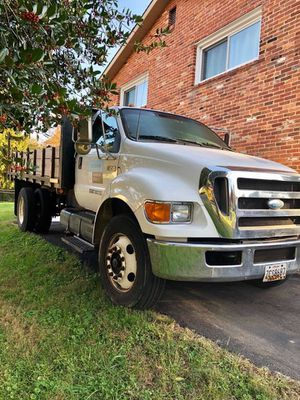 Ford F750 SuperDuty for Sale in Spencerville, MD