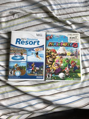 Wii games for Sale in Spanaway, WA