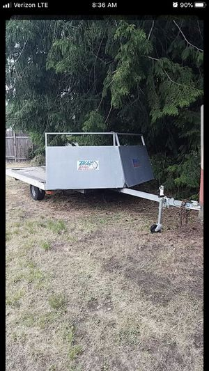 Trac Pac snowmobile trailer for Sale in Graham, WA
