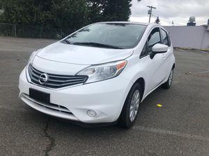2015 Nissan Versa for Sale in Lakewood, WA