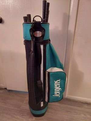 Golf bag with clubs for Sale in Glendale, AZ