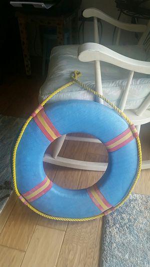 Decorative vtg life preserver pool for Sale in Lake Worth, FL